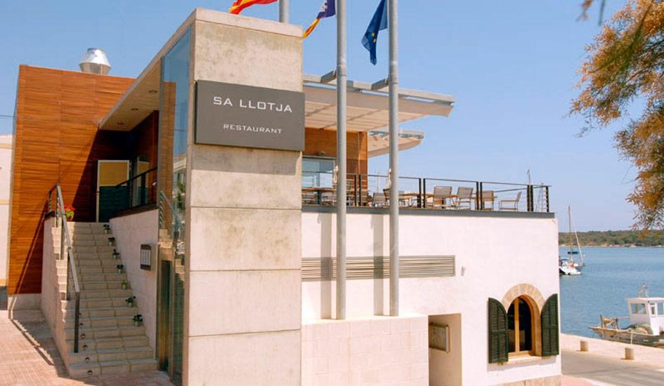 Restaurant Sa Llotja - Porto Colom