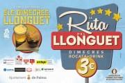 """""""Ruta Llonguet"""" auch in 2020"""