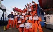 Rettungsschiff kehrt von Mission zurück