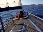 Bootsbesitzer dürfen kommen und den Zustand ihres Bootes überprüfen