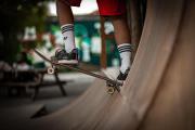 """Die dritte COVID-Welle erzwingt die Schließung des """"Skateparks"""" in Galatzó"""
