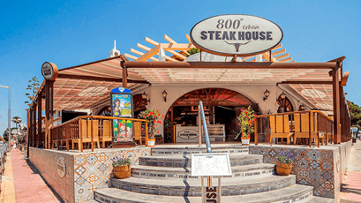 Steakhouse 800 Grad