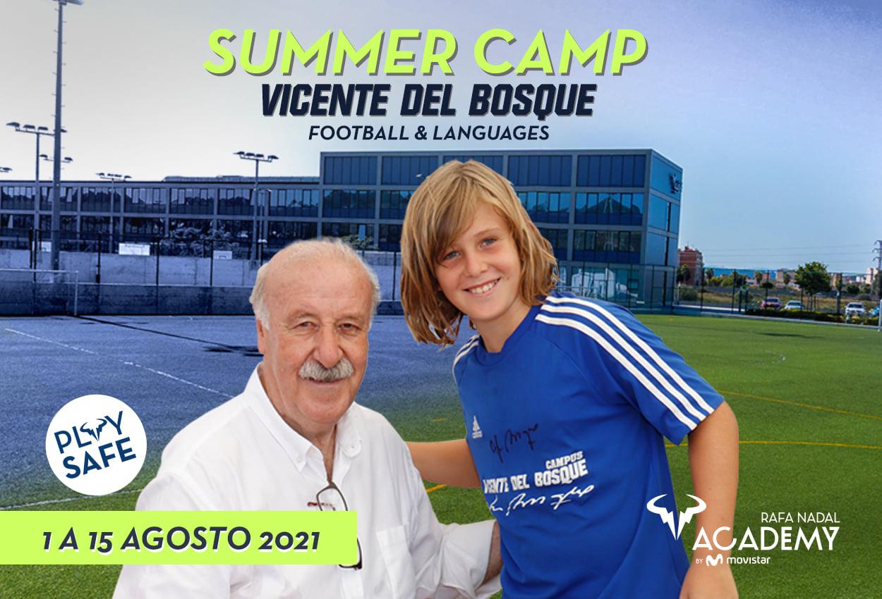 Summer Camp Vicente del Bosque