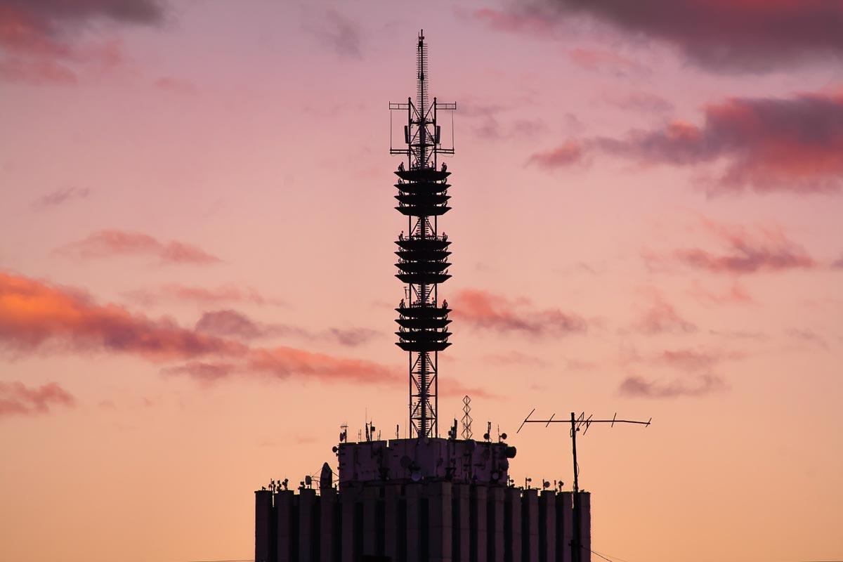 TV Antennen auf Mallorca