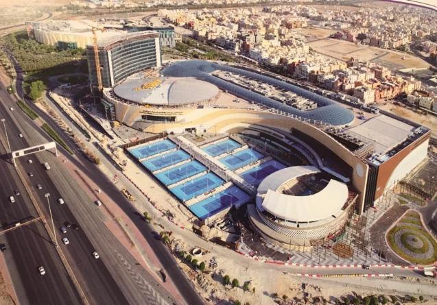 Rafa Nadal Academy in Kuwait