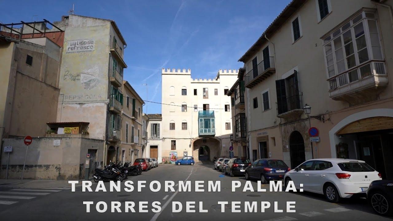 Torres del Temple