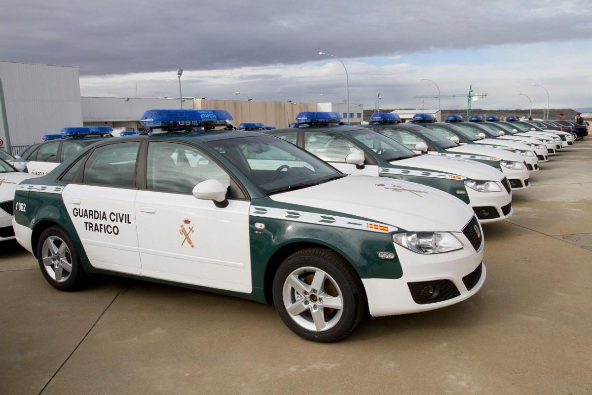 DGT kann schlafende Beifahrer bestrafen