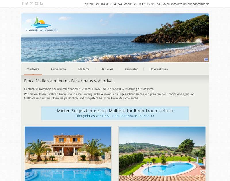 Kulinarischer Verwöhn Urlaub in einem Ferienhaus Mallorca