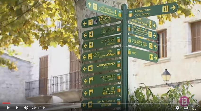 Valldemossa könnte ein Touristenattraktionspaket wie Venedig werden
