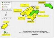 Wasserreserven der Balearen liegen bei 49%