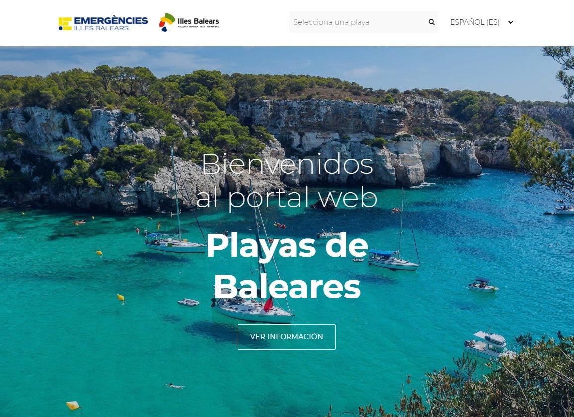 Website Platges Segures