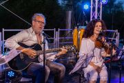 "Willi Meyer & Soriana Ivaniv mit Live-Konzert und Lesung ""on Tour"""