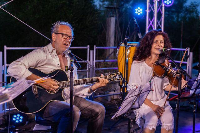 Willi Meyer und Soriana Ivaniv