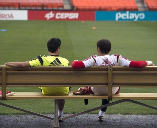 Xavis Würdigung seines Freundes Iker Casillas