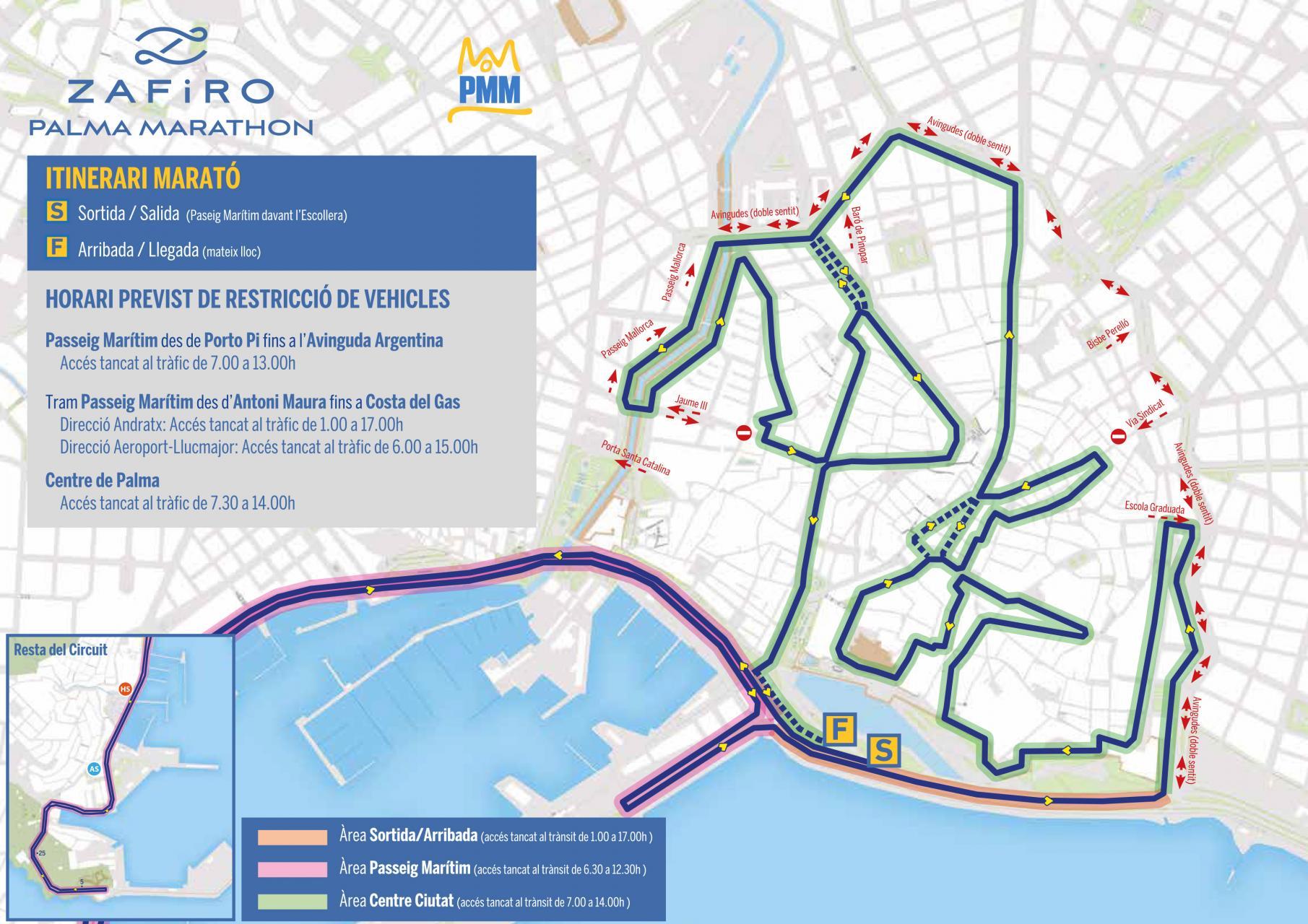 Zafiro Marathon 2021