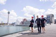 airberlin baut Marktführung in Düsseldorf weiter aus