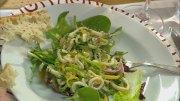 Bunter Salat mit Calamaretti