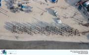 Olympische Segler säubern Strände auf Mallorca