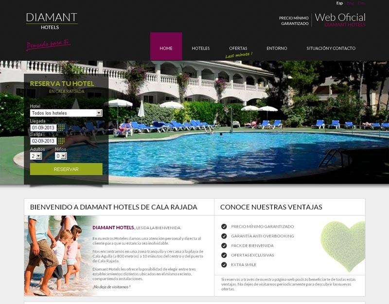 Hotel Diamant - Cala Ratjada