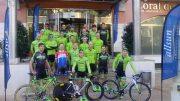 US-Profiteam bringt sich im allsun Hotel Coral de Mar für eine erfolgreiche Tour de France in Form