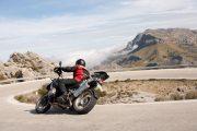 Mit dem Motorrad in den Frühling