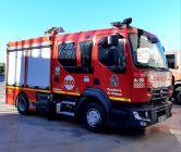 """Die neue """"BULL"""" für die Feuerwehr von Palma ist eingetroffen"""
