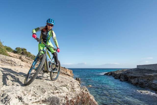 Fahrtechnik- und Singletrailcamps im Osten von Mallorca