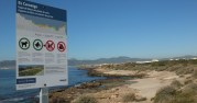 Hundestrand Playa Es Carnatge