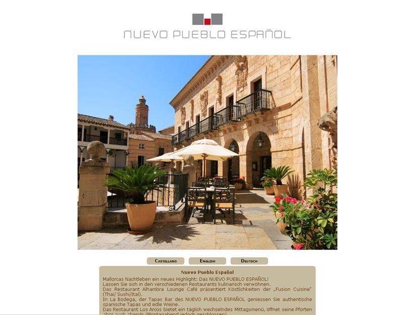 """3. """"Feria Outlet Mallorca"""" im Nuevo Pueblo Español"""