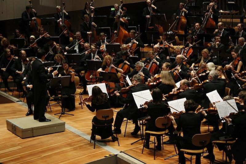 Sinfonie Orchester auf Mallorca