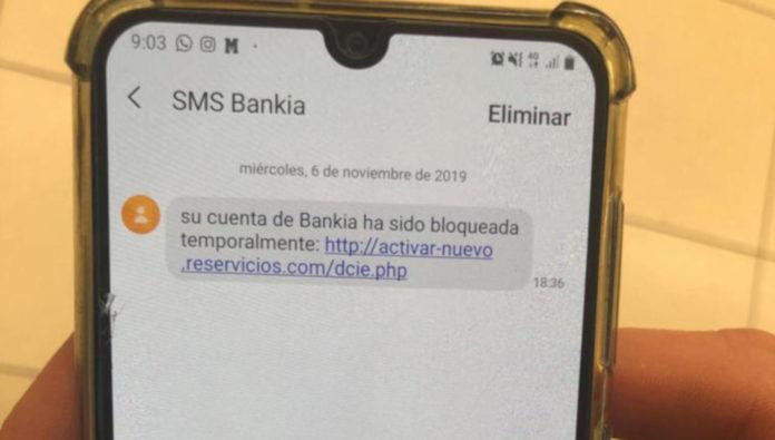 FACUA warnt vor einem SMS-Betrug