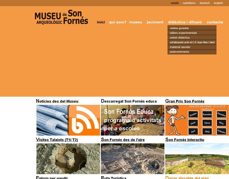 Museo Arqueológico de Son Fornés