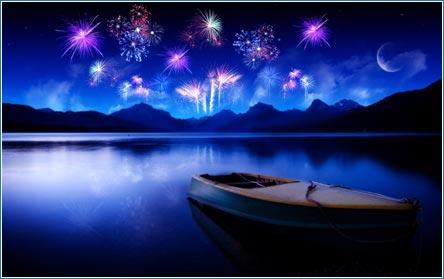 Neujahr auf Mallorca