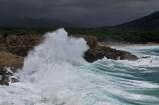 Lokale starke Schauer und Stürme auf den Balearen erwartet