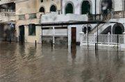 Überflutungen in Barcelona und auf Mallorca