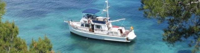 Mallorca Boot fahren - mit der Nostromo I