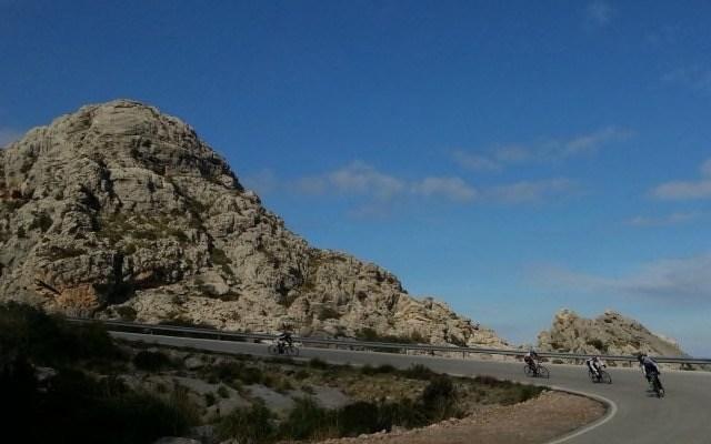 Radfahren auf Mallorca ist super