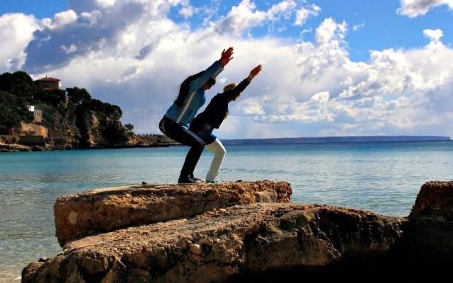 Yogalehrerin und Wellnesscoach Uta Schönbach