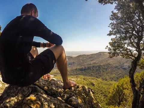 Wanderung durch das Tramuntana Gebirge