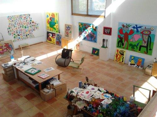 Gustavos Atelier in Son Turo