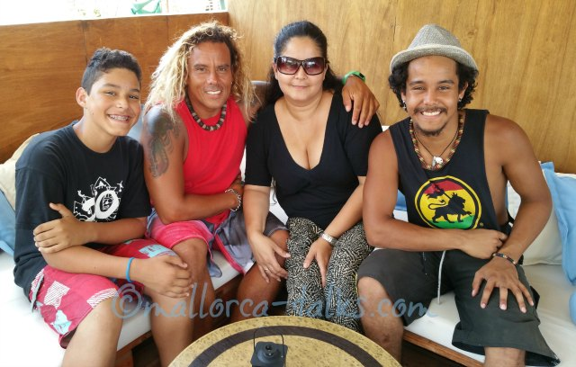 Das Buena Onda ist ein Familienbetrieb