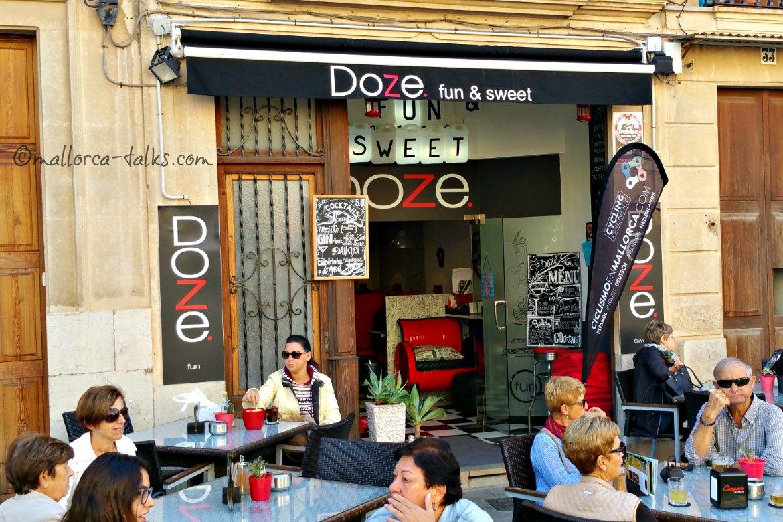 Bar Doze Llucmajor fun & sweet