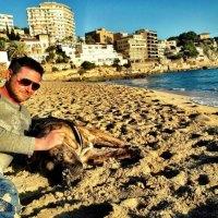 Bodyguard Frank Schrader lebt auf Mallorca