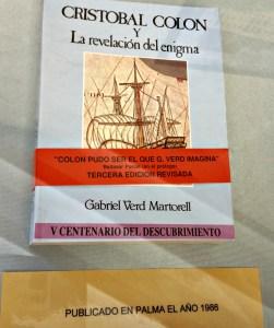 Cristobal Colom - Buch von Gabriel Verd