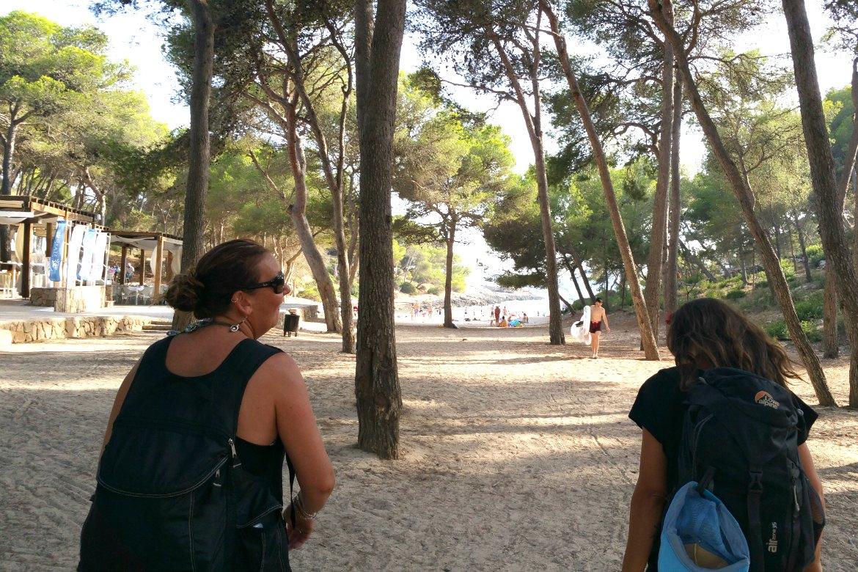Mindful Mallorca Wanderung ab Cala Barca