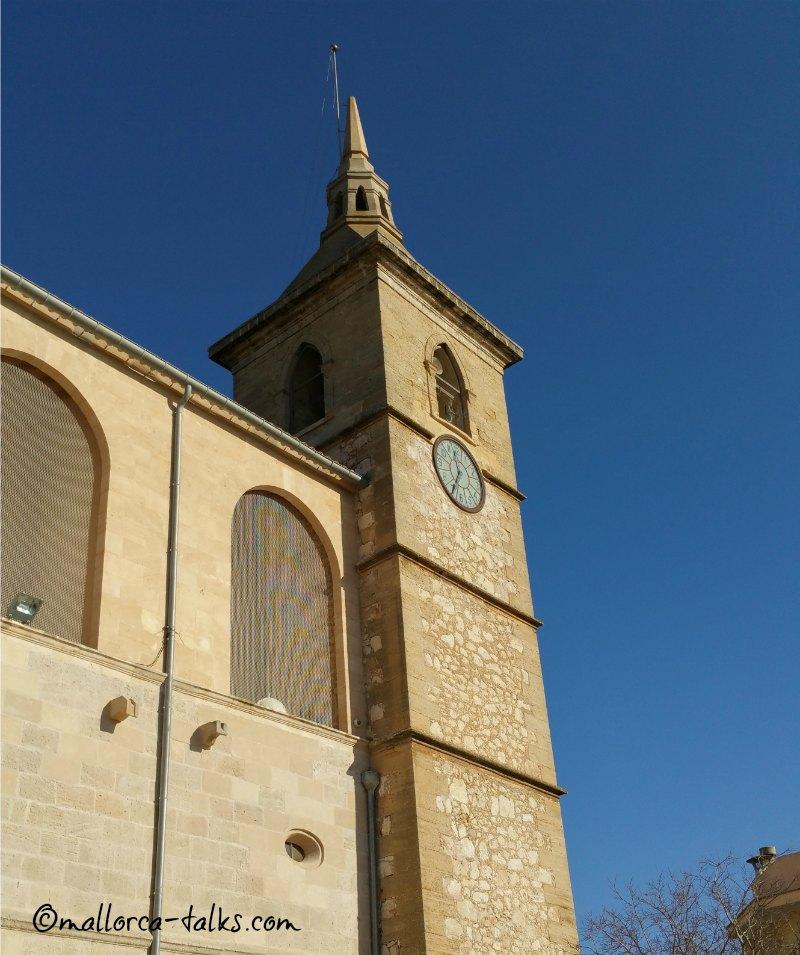 Pfarrkirche Santa Margalida