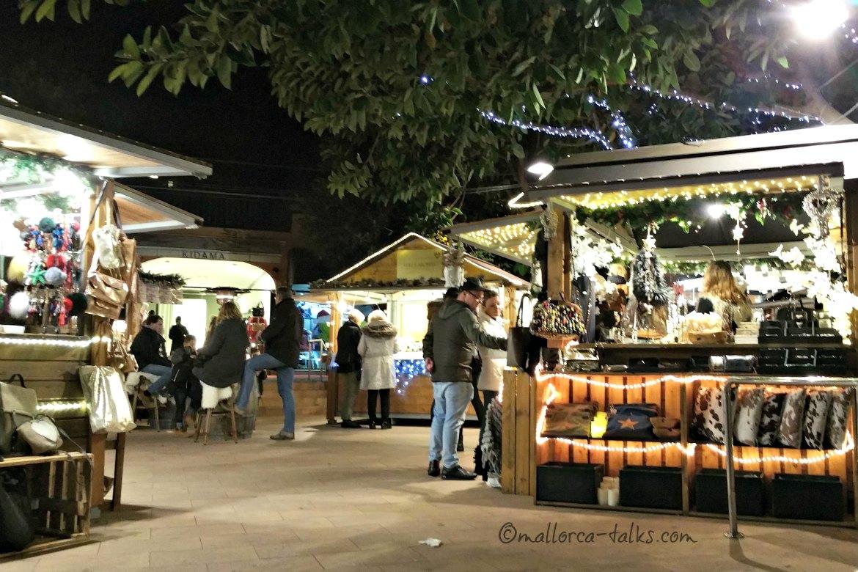 Christmas Market in Puerto Portals