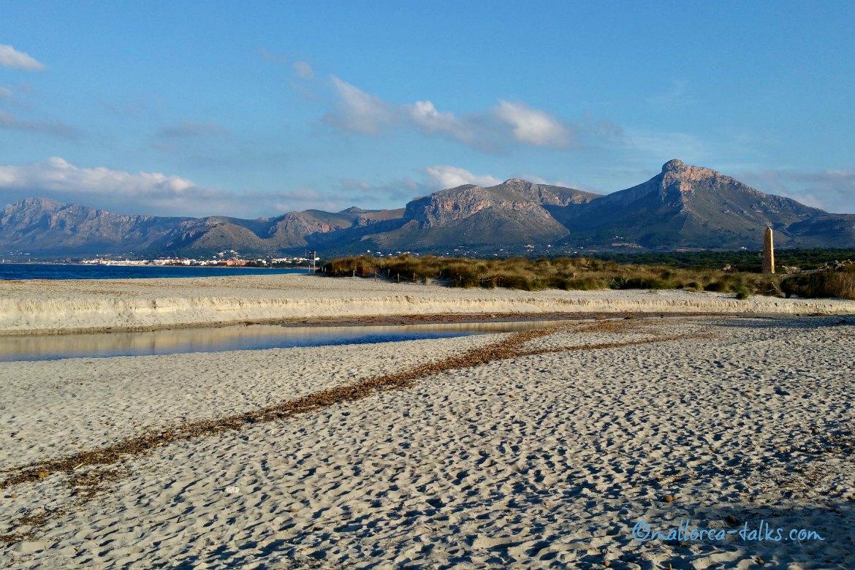 Son Serra de Marina im Winter