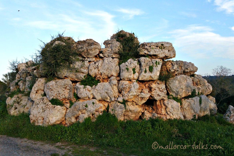 Es Racons Talayot Mallorca