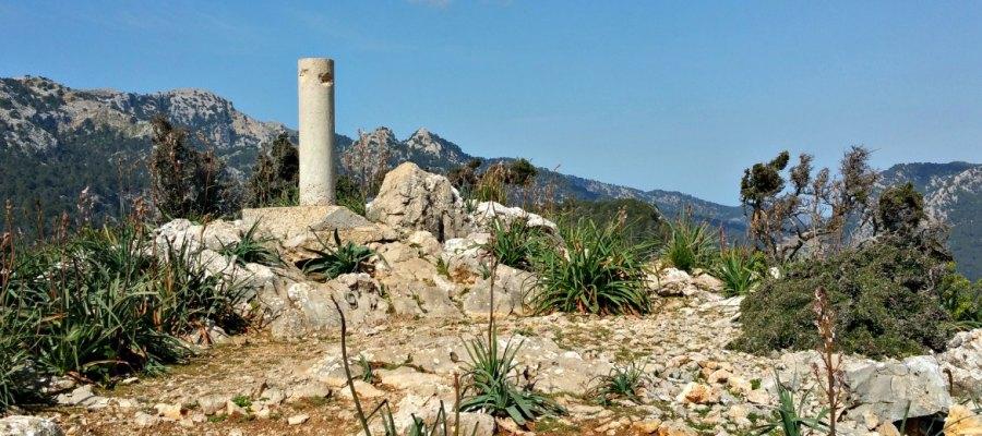 Puig de Sa Gubia bei Bunyola